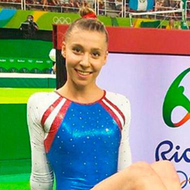 Barbora Mokošová | gymnastka, olympionik