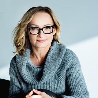 Oľga Belešová | herečka, moderátorka