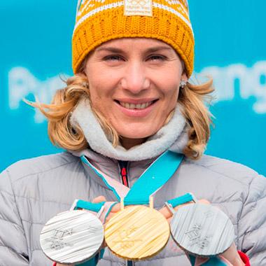 Anastasiya Kuzmina | olympionik, biatlonistka